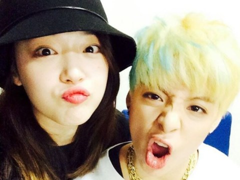f(x) star Amber Liu pays tribute to former bandmate Sulli on her birthday