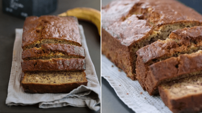 Gousto banana bread