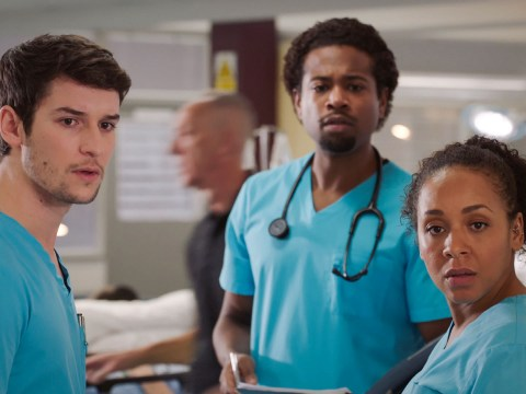 Holby City review with spoilers: Showdown as Xavier finds out what happened in the lift