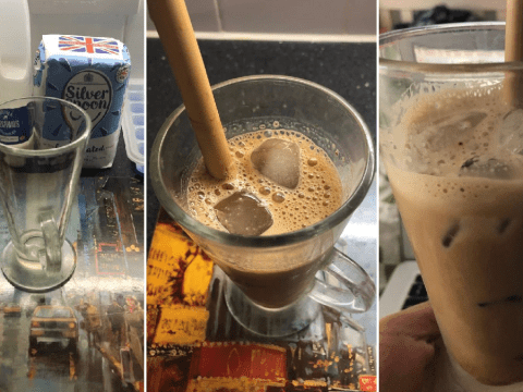 How to make that viral whipped iced coffee you've seen all over TikTok
