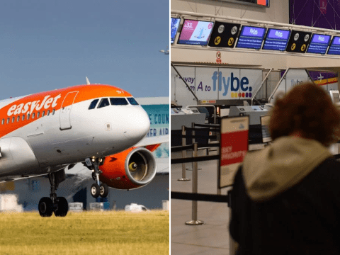 easyJet offers Flybe staff free flights home after coronavirus leads to collapse