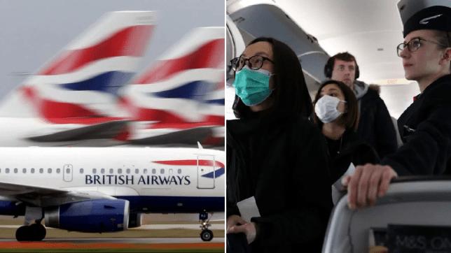 British Airways and Coronavirus
