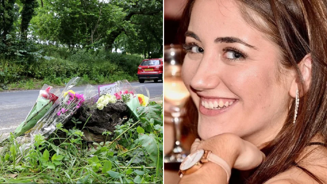 Olivia Alkir was killed in the crash after Thomas Henry Quick and his friend raced each other