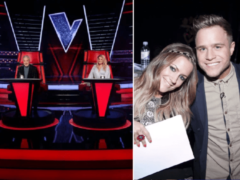 Olly Murs thanks fellow Voice coaches for 'picking him up' after Caroline Flack's death