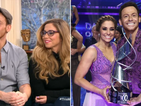 Dancing On Ice winner Joe Swash admits he lost his trophy as he appears on This Morning hungover