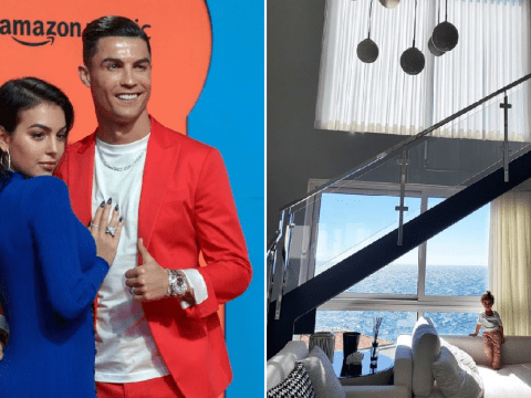 Cristiano Ronaldo holed up in seaside mansion after Juventus teammate tests positive for coronavirus