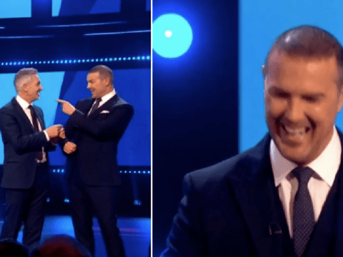 Sport Relief chaos as Paddy McGuinness and Gary Lineker suffer autocue blunder