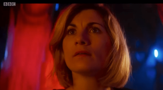 Doctor Who's Jodie Whittaker