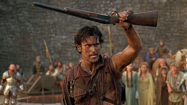Ash Williams in Army of Darkness