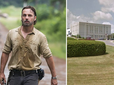 Coronavirus strikes hospital where Rick Grimes woke up to zombie apocalypse in The Walking Dead
