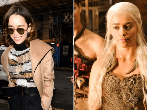 Emilia Clarke admits her 'brain and soul' needed Game of Thrones break as she prepares for theatre debut