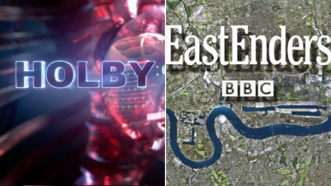 Holby City and EastEnders