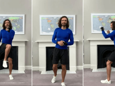 Joe Wicks 'in talks for own Channel 4 show' for daily exercises during coronavirus crisis