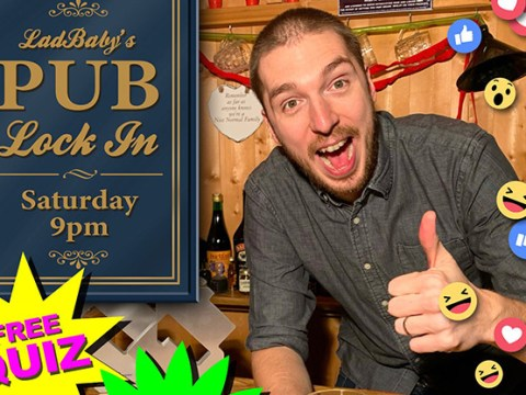 LadBaby holding virtual pub lock-in with karaoke and quizzes so self-isolaters can let loose