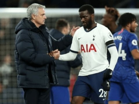 Jamie Carragher defends Jose Mourinho over criticism for 'disgraceful' Tanguy Ndombele