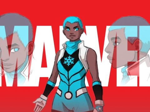 Marvel announces first non-binary character – called Snowflake