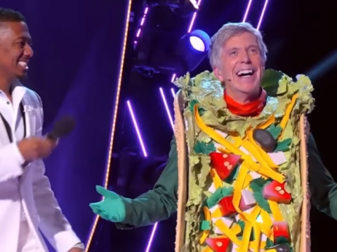 Dancing With the Stars Tom Bergeron revealed as Taco on The Masked Singer – but we already knew that, right?