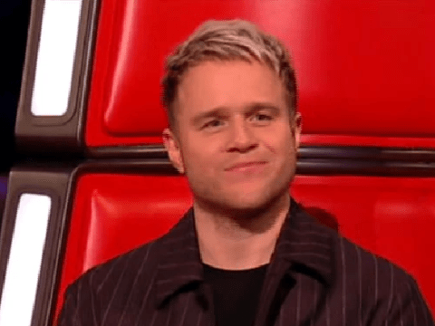 The Voice's Olly Murs offers twin contestants heart-wrenching advice after opening up on estranged brother