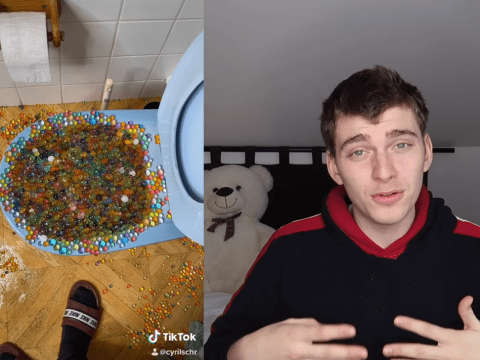 YouTuber goes viral as bath and toilet overflow after Orbeez prank goes wrong and 'ruins neighbourhood sewer system'