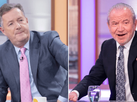 Lord Sugar brands Piers Morgan 'hypocrite' for getting coronavirus test – and isn't convinced he's a key worker