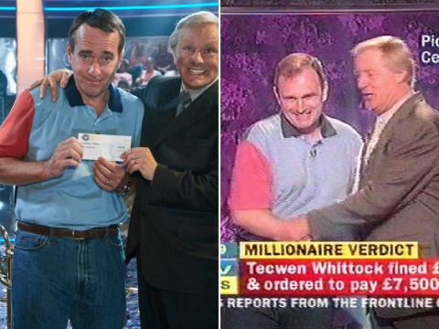 Charles Ingram wants Who Wants To Be A Millionaire rematch after ITV's Quiz – for double the money