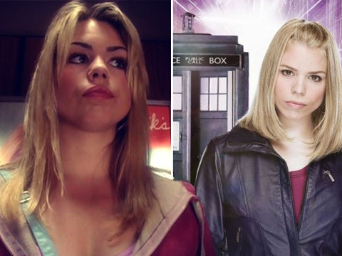 Doctor Who's Billie Piper celebrates Rose's 15th anniversary because yes, it's been that long
