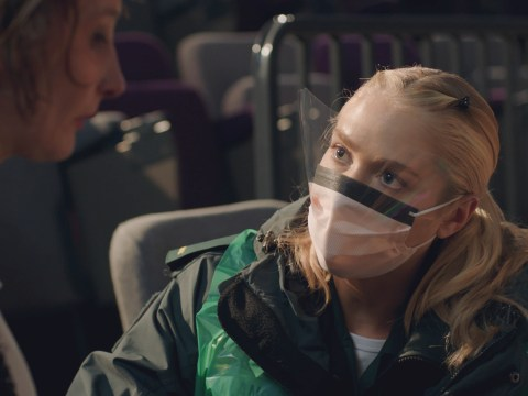 Casualty spoilers: Ruby struggles to cope with work and baby duties