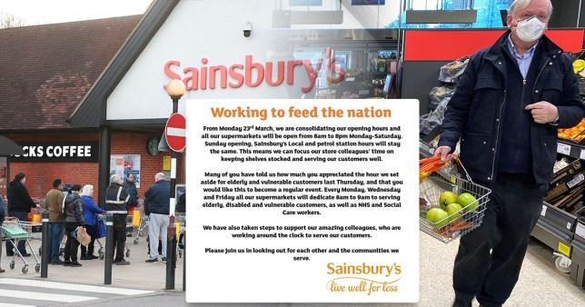 sainsbury's opening hours - photo #13