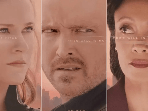 Westworld season 3 character posters do nothing to solve mystery of Aaron Paul's character ahead of season 3