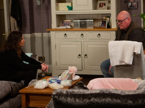 Emmerdale spoilers: Paddy Kirk is horrified as he lashes out at baby Eve