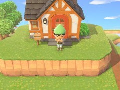 Zelda: A Link To The Past map recreated in Animal Crossing: New Horizons and it looks fab