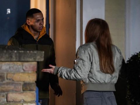 EastEnders spoilers: Keegan Baker and Tiffany Butcher homeless after shock arrest