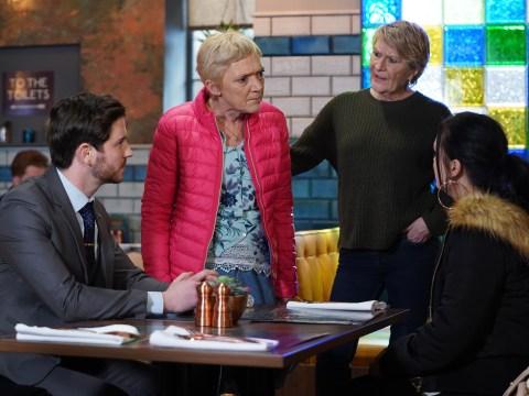 EastEnders spoilers: Jean Slater explodes at Whitney Dean in shocking tirade