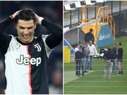 Cristiano Ronaldo warned over his secret training sessions during coronavirus lockdown
