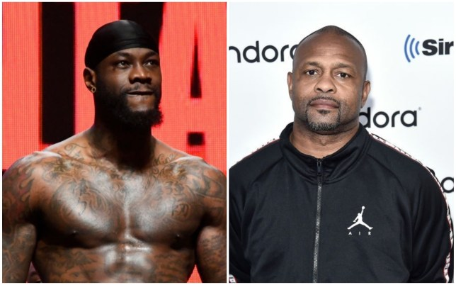 Roy Jones Jr disagrees with Deontay Wilder who said Tyson Fury is not a champion yet