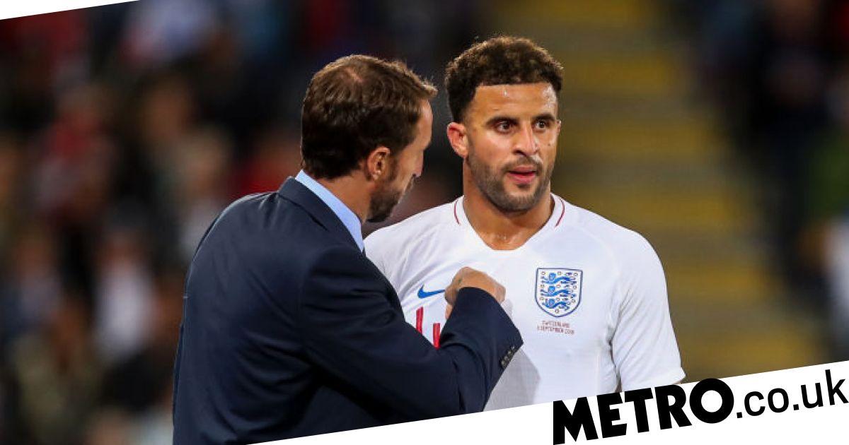 Gareth Southgate 'ends Kyle Walker's England career' over lockdown sex party