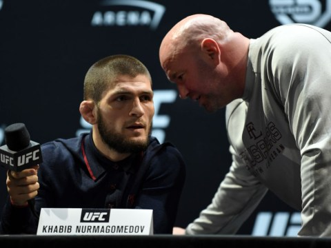 Dana White defends Khabib Nurmagomedov after pulling out of UFC 249 clash with Tony Ferguson