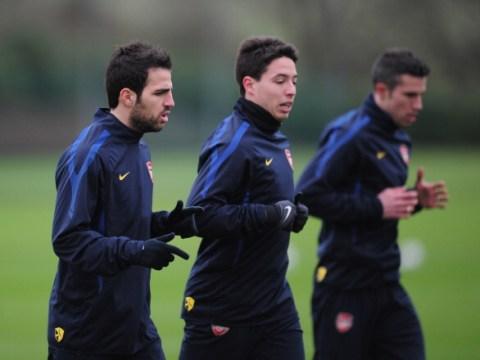 Jack Wilshere reveals how Arsenal players reacted to Robin van Persie, Cesc Fabregas and Samir Nasri leaving