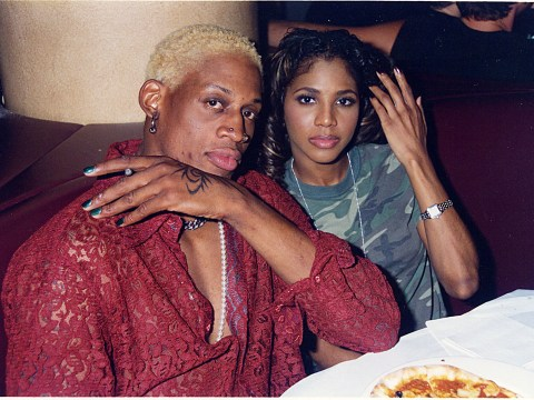 Toni Braxton admits Dennis Rodman 'was kinda hot' as she responds to dating claims in The Last Dance
