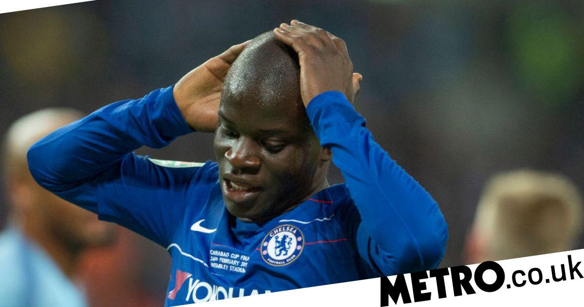 Lyon chief praying N'Golo Kante's Chelsea exit rumour is true - metro