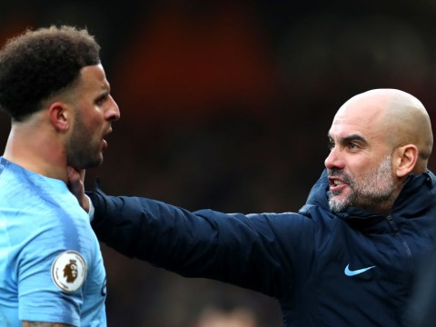 Ian Holloway urges Pep Guardiola to get rid of Manchester City star Kyle Walker after sex party during coronavirus lockdown