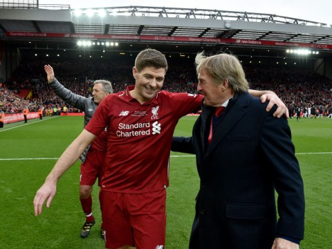 Steven Gerrard sends message to Liverpool legend Sir Kenny Dalglish as he tests positive for coronavirus