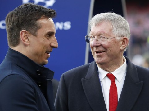 Gary Neville reveals Sir Alex Ferguson asked Manchester United players about signing Louis Saha