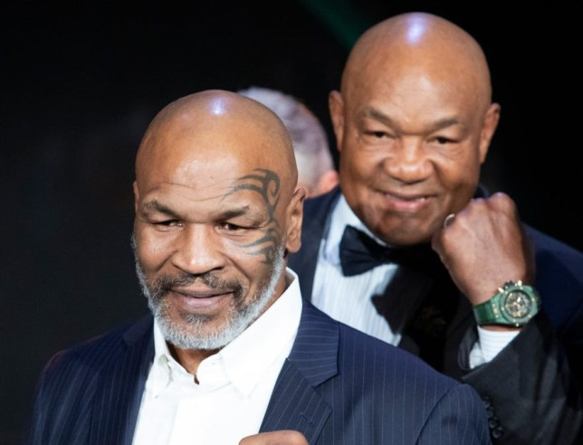 George Foreman says 'no more is needed' from Mike Tyson in boxing