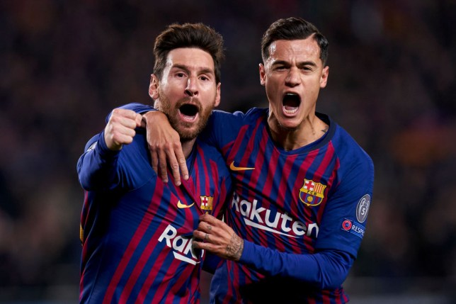 Lionel Messi is unhappy with how Barcelona have treated Philippe Coutinho