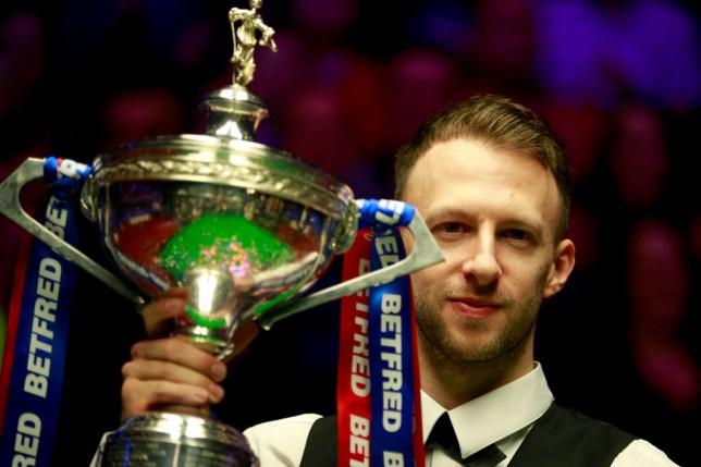 Judd Trump won last year's Snooker World Championship in Sheffield