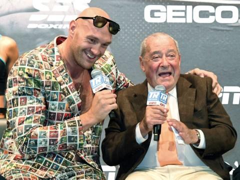 Bob Arum explains three big problems that will delay Tyson Fury v Deontay Wilder trilogy fight