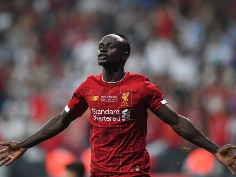 Liverpool chiefs react to Real Madrid making Sadio Mane their top target