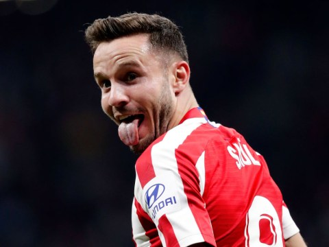 Atletico Madrid insist Man Utd target Saul Niguez will not be sold for less than £130m release clause