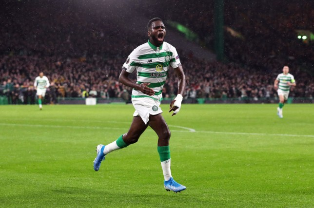 Odsonne Edouard is valued at £35m (Picture: Getty)